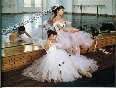 Ballet-painting-105